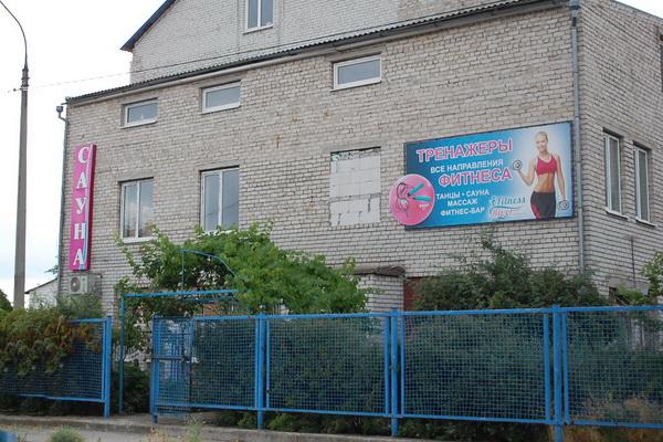 Фитнес клуб в Запорожье - Fitness River